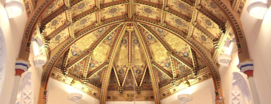Sodality-Chapel---Roof