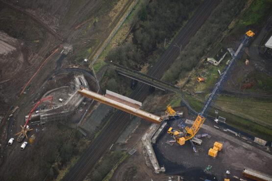 Bishopton Railway Bridge TMP