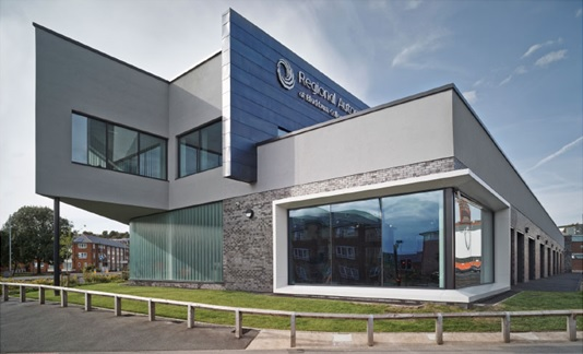 Blackburn College RATH building 1