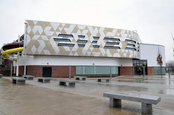 Blackburn College leisure centre 1