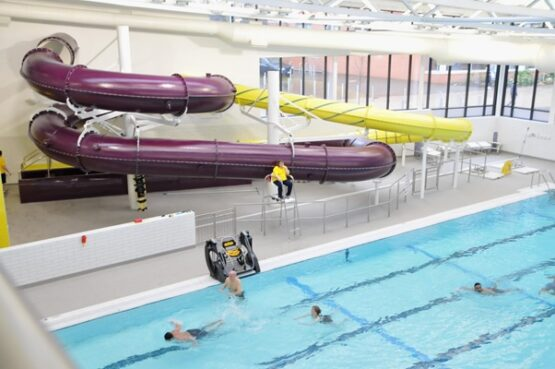 Blackburn College leisure centre 3