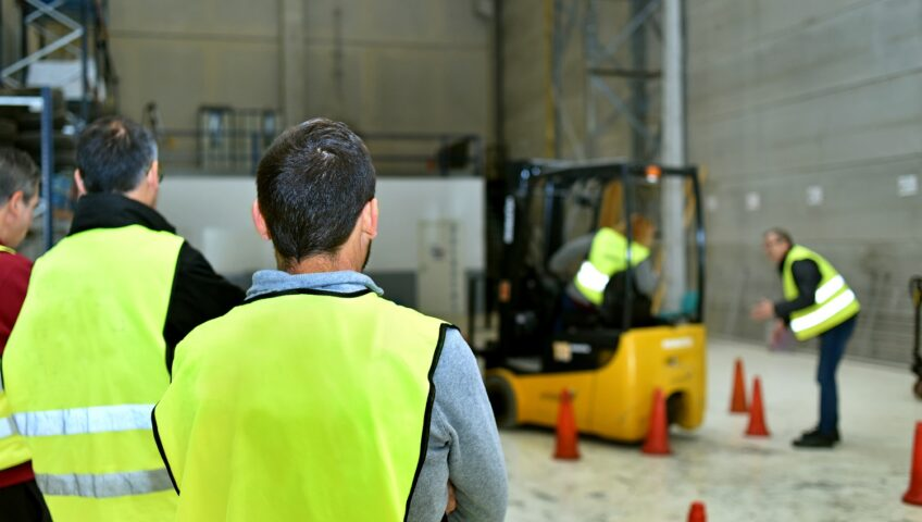 health and safety training for line managers