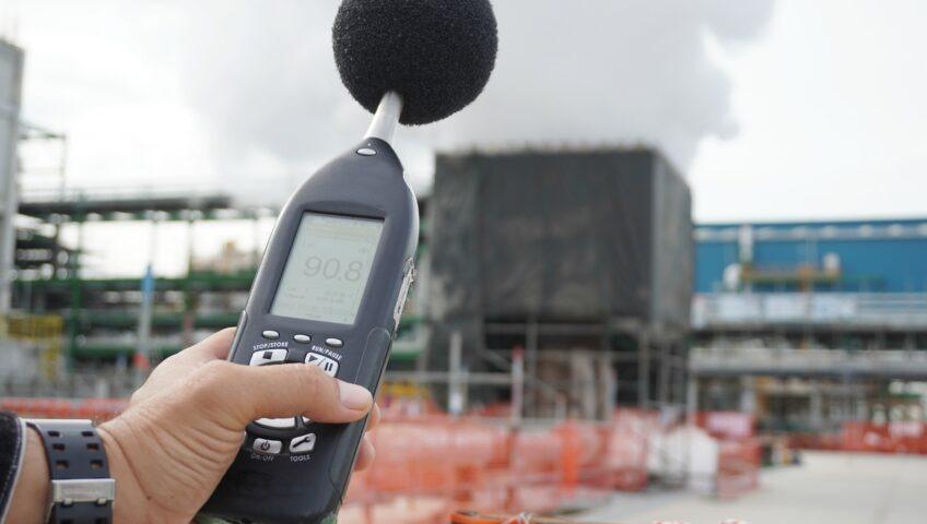 noise exposure monitoring